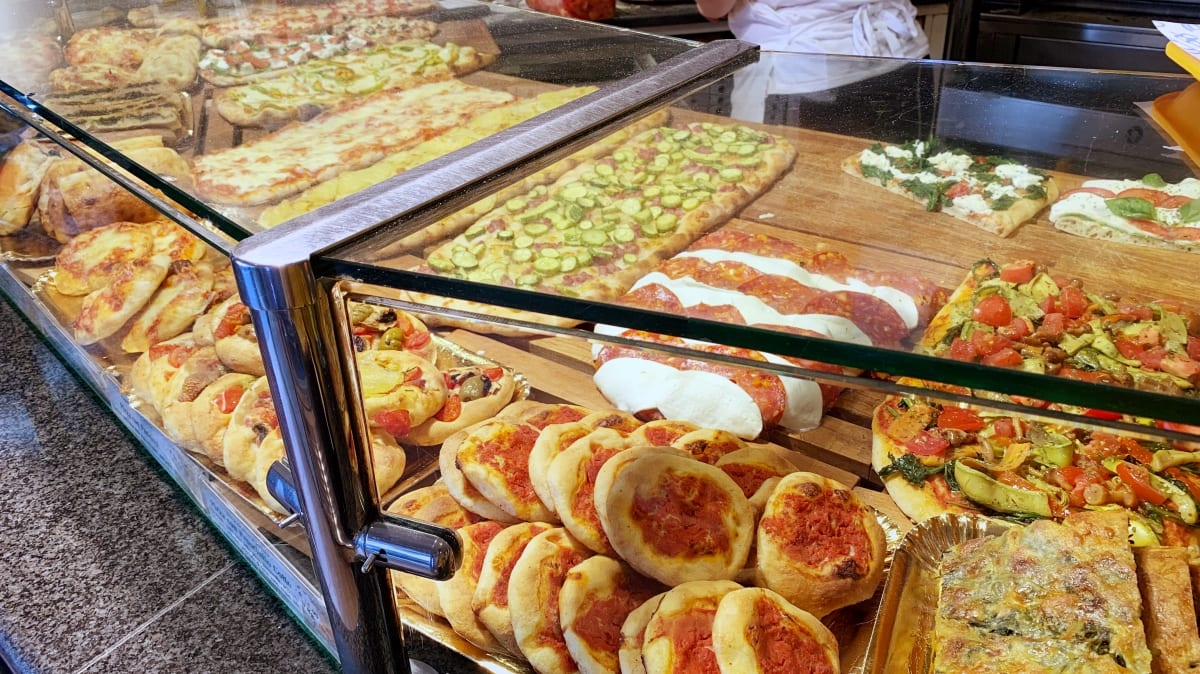 Milvio Forno_Cavour_Rome_what to eat in Rome