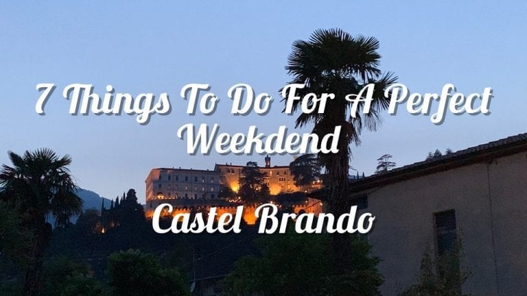7 things to do for a perfect weekend in Castel Brando in Treviso Italy to inspire your next northern Italy vacation