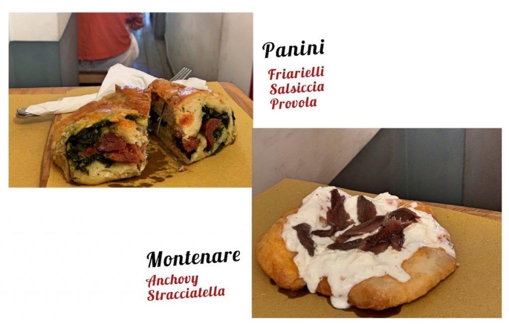 Ce Stamo A Pensare Neapolitan street food in Rome