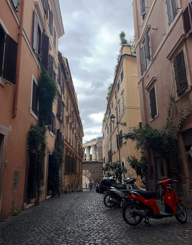 gustobeats blog weekly update about rome and lifestyle_Week 41 about Rome's hidden street and spots
