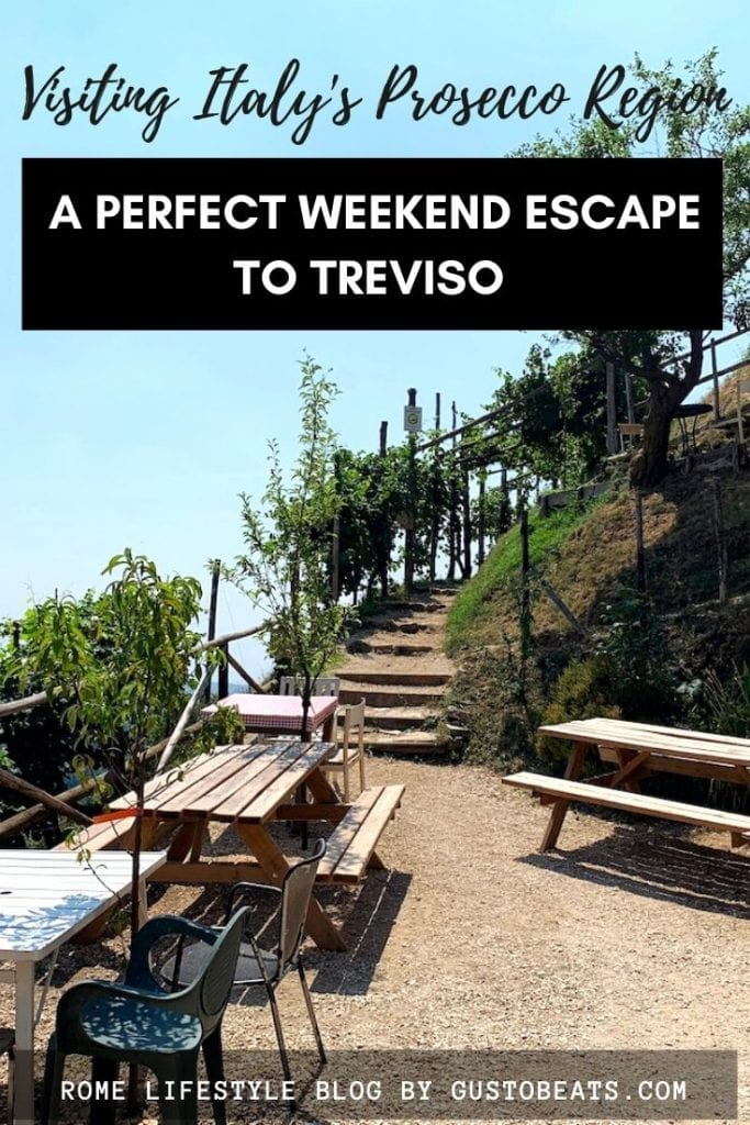 spend a wonderful short vacation in the mountains of Treviso in the northern Italy with my weekend itinerary