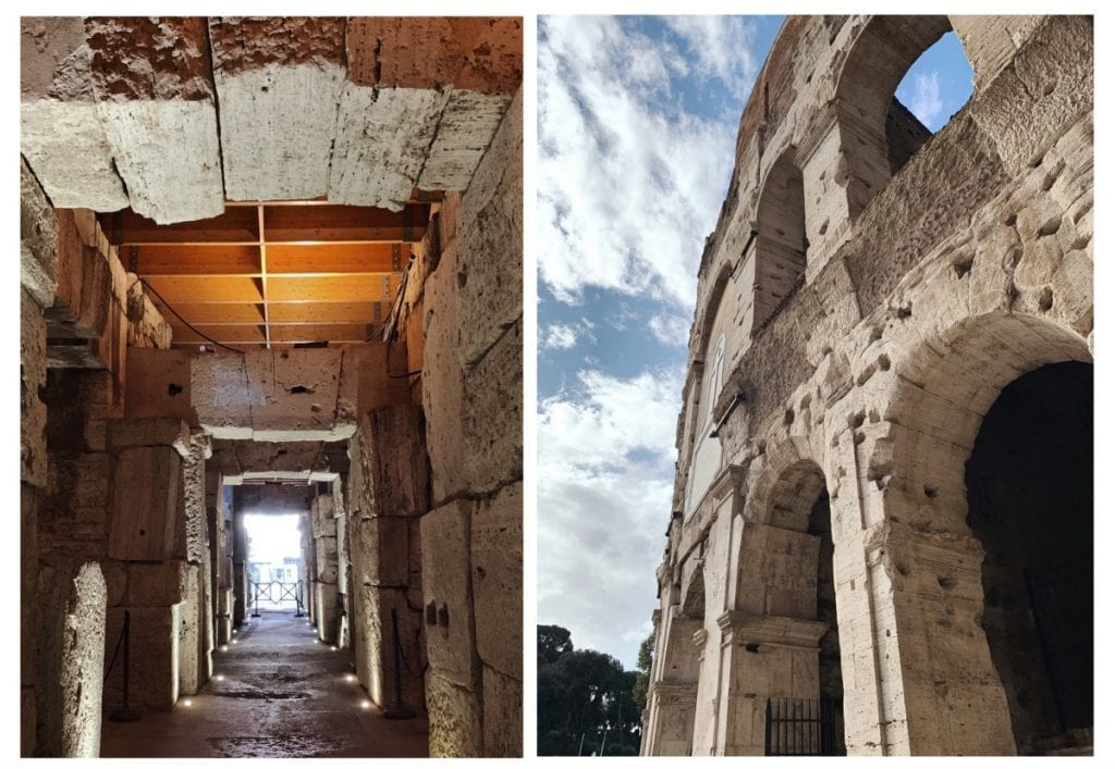 3 day rome itinerary colosseum