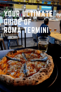 your ultimate guide of roma termini and taking a train to rome pinterest pic profile