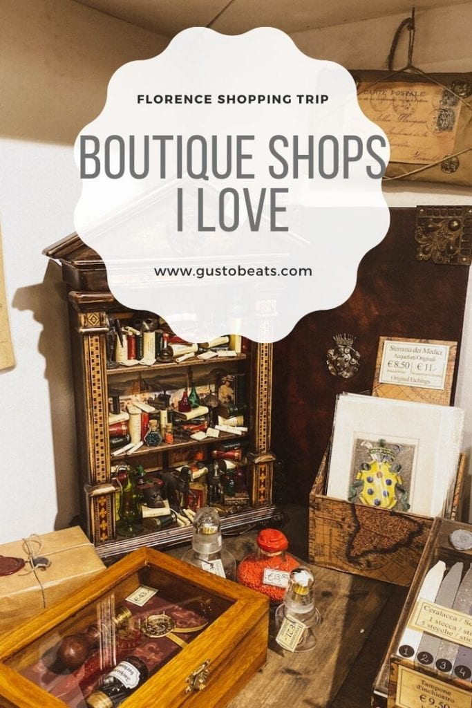 Boutique shoes I love for a Florence shopping trip_pinterest profile pic