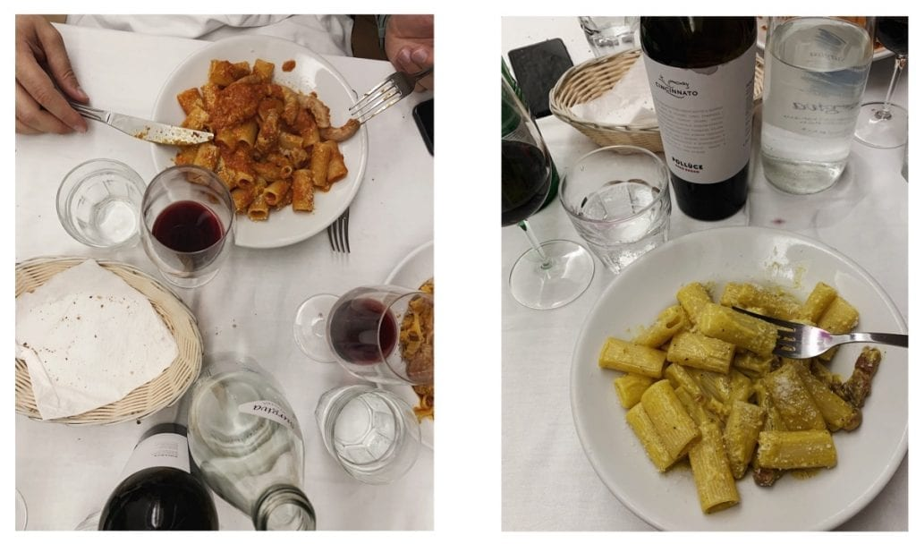 best places to eat in rome for a 3 day rome itinerary_velavevodetto