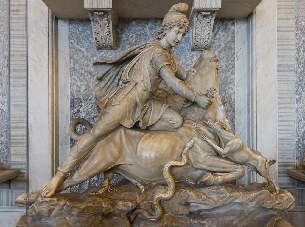 top 3 historic facts about rome for christmas_to visit mithras at vatican museum