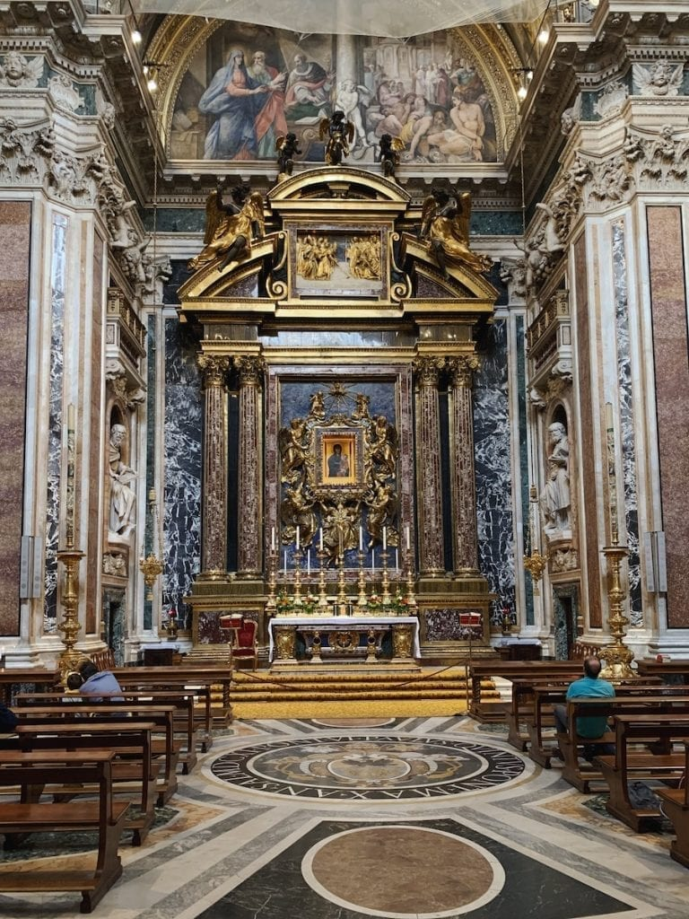 top 3 historic facts about rome for christmas_to visit santa maria maggiore