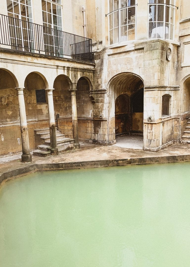 best places to visit from my 2019 footprints_London_bath