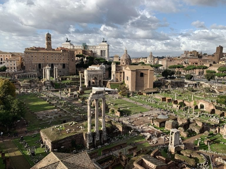 Best places to visit from my 2019 footprints_rome