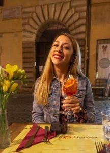 enjoy the aperitivo at Pasquino in Rome by ShegoWandering