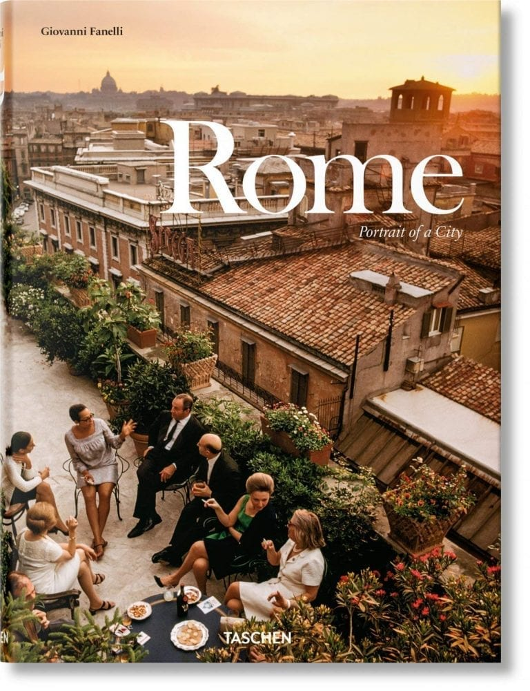 gustobeats book club for rome and italy Rome a portrait of city