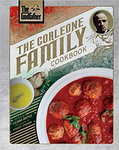 gustobeats book club for rome and italy The corleone family cookbook