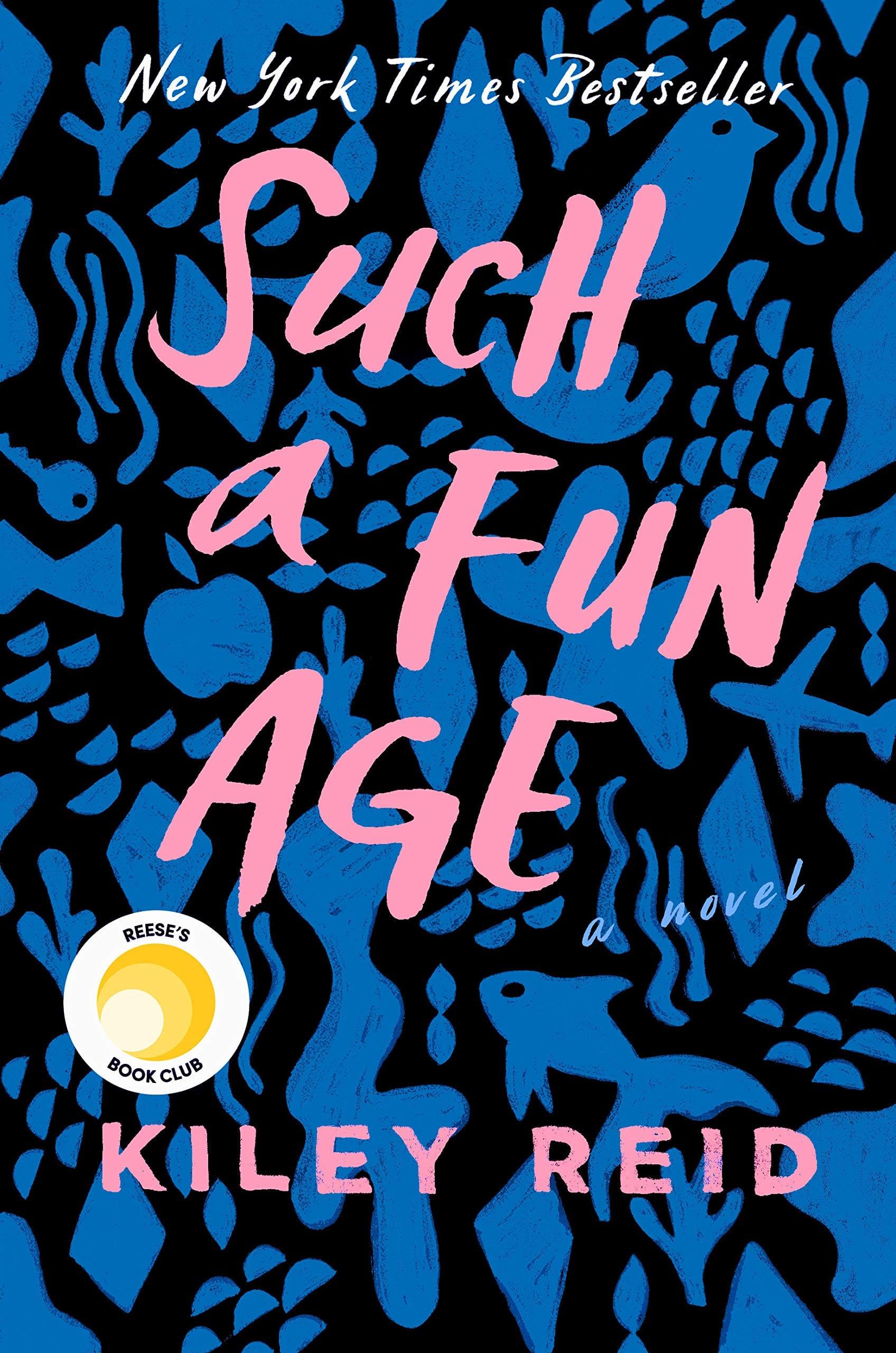 gustobeats book club for novel such a fun age