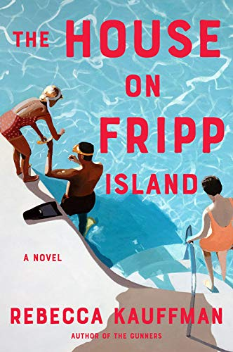 gustobeats book club for novel the house on fripp island