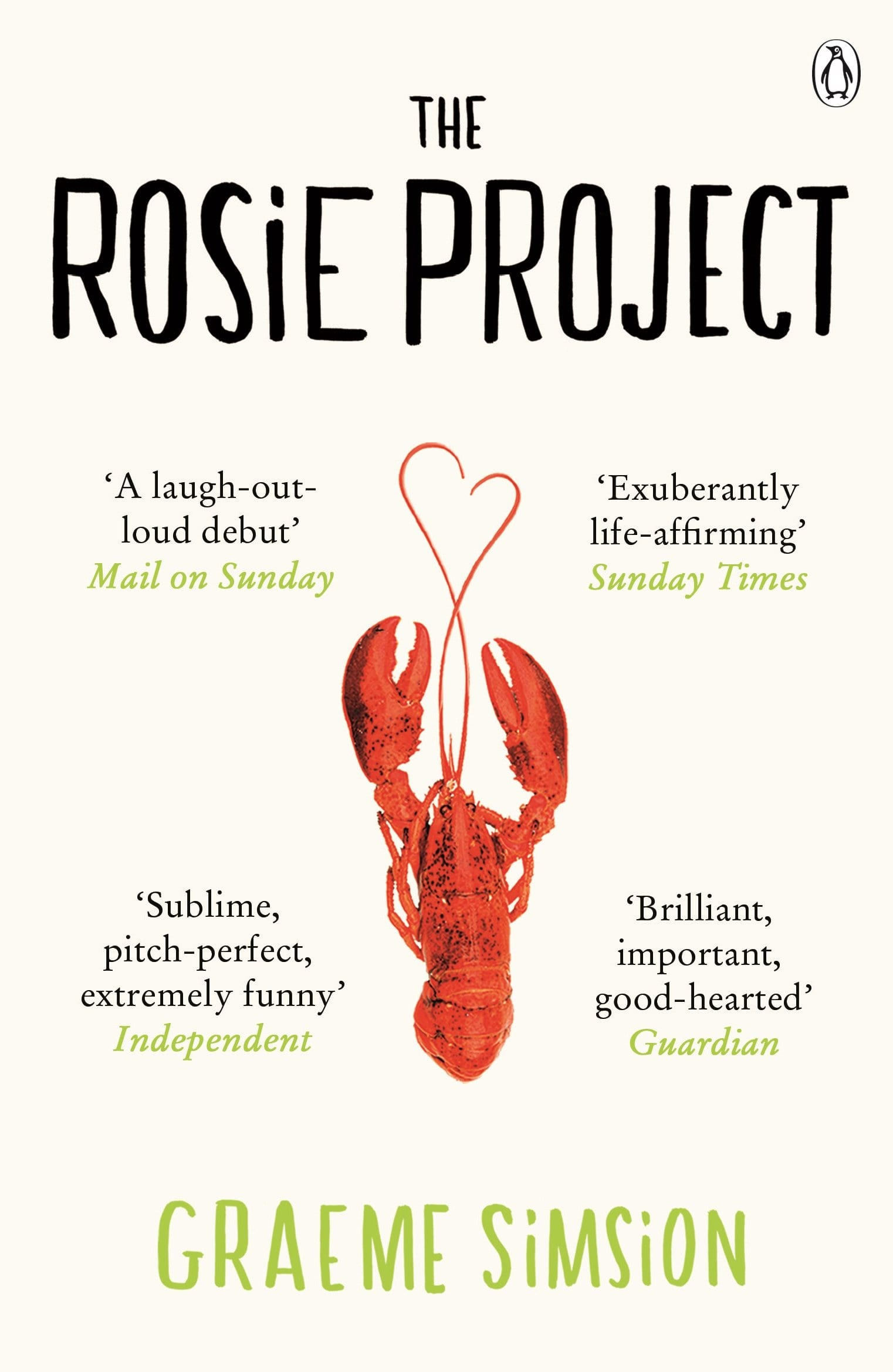 gustobeats book club for novel the rosie project