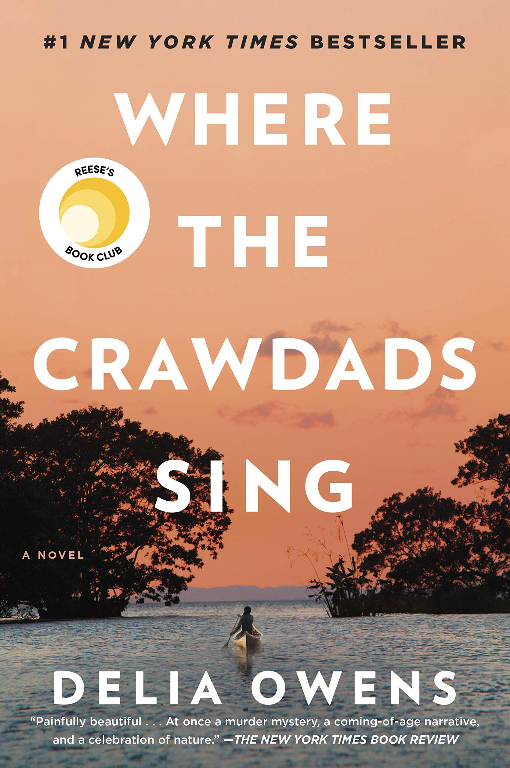 gustobeats book club for recommended novel where the crawdads sing