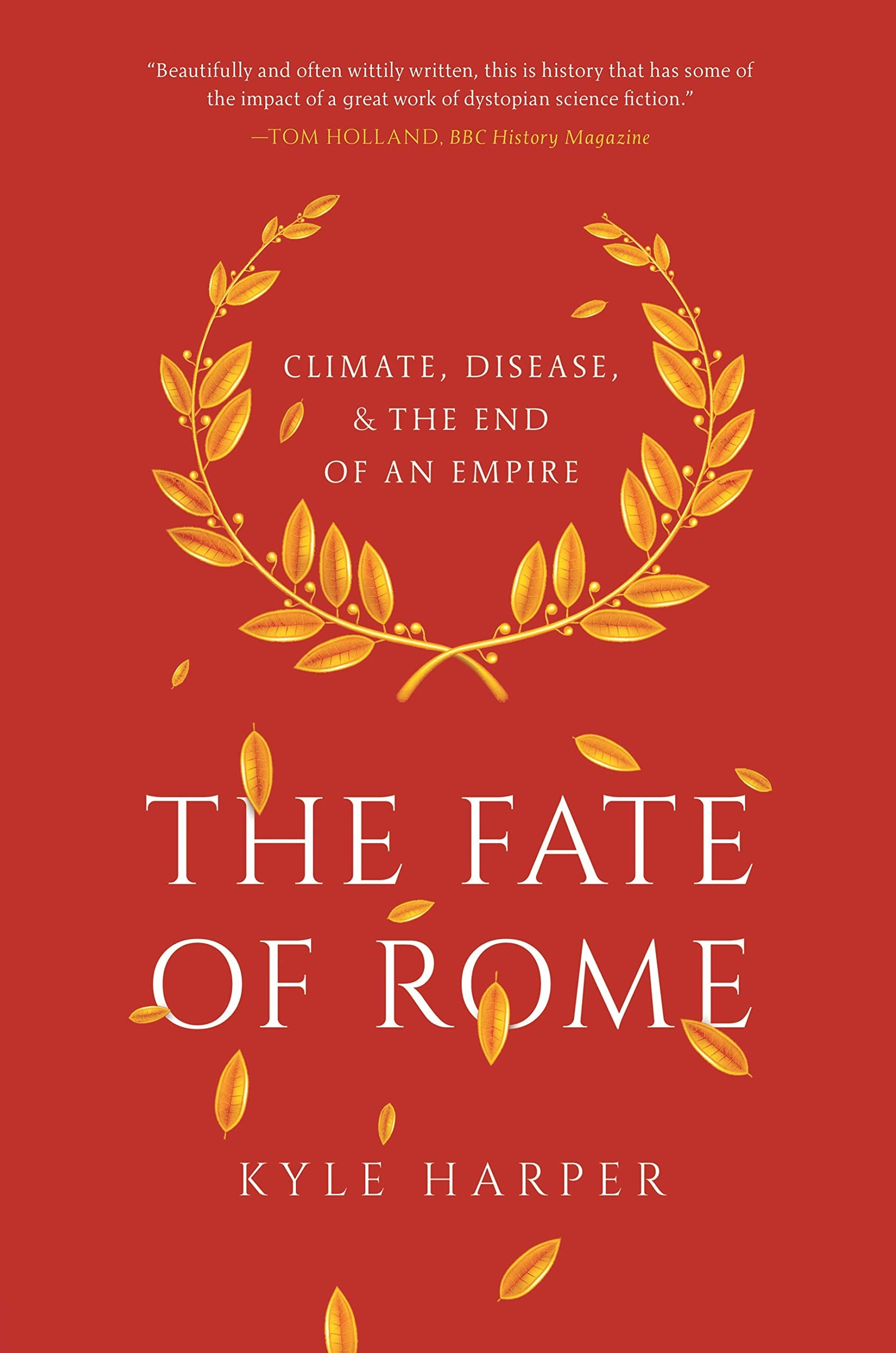 gustobeats book club for rome and italy the fate of rome