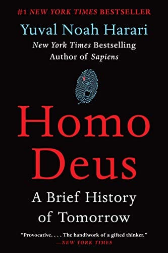 gustobeats book club for history and self development homo deus