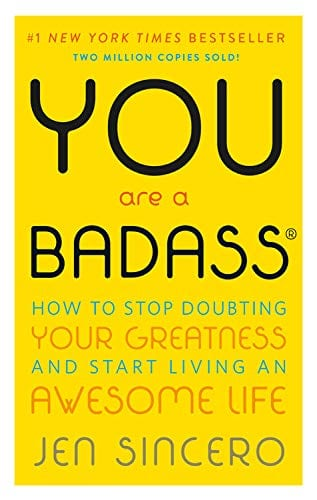 gustobeats book club for self development you are a badass