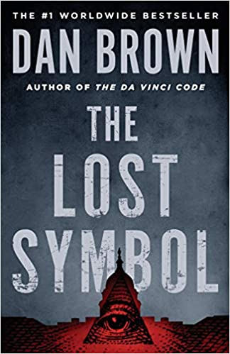 gustobeats bookclub recommend The Lost Symbol by Dan Brown