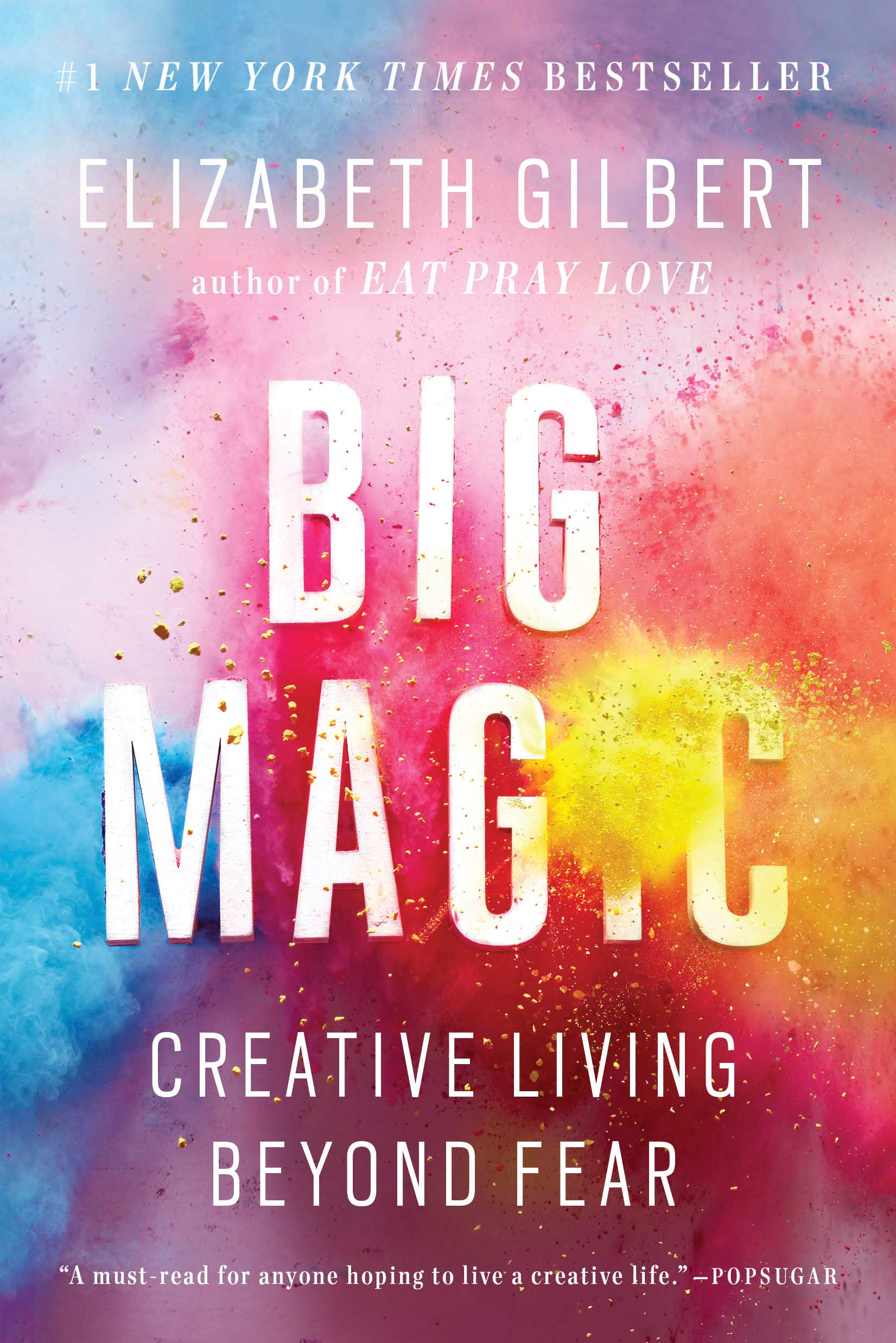 gustobeats book club big magic creative living beyond fear