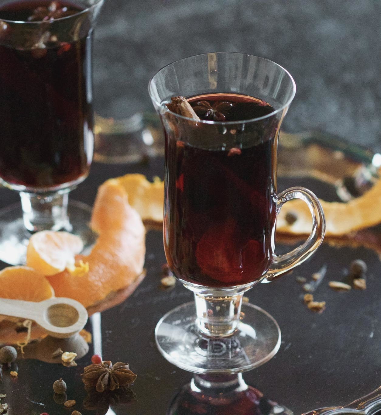 vin brule also is called mulled wine internationally is a popular hot drink for the winter in Rome and Italy